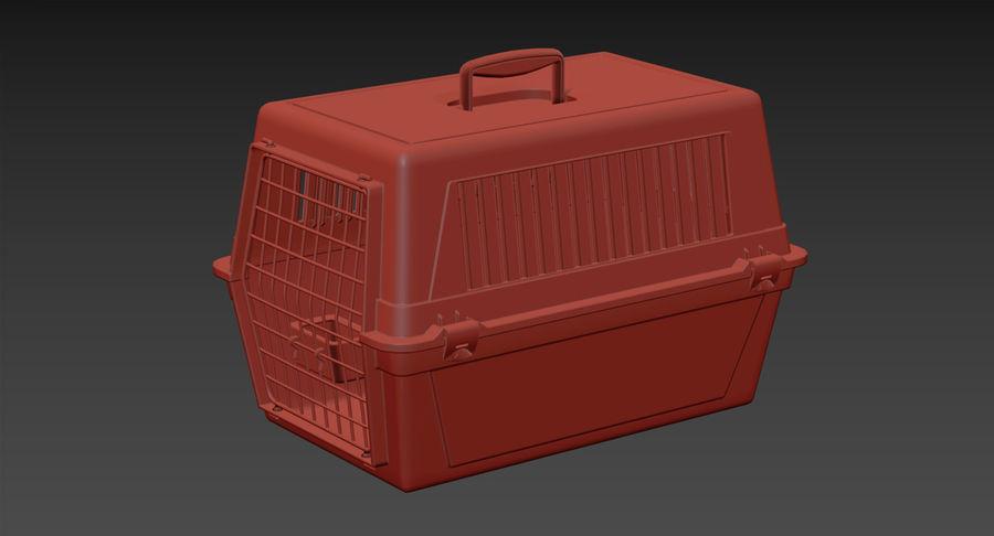 Trasportino per animali domestici royalty-free 3d model - Preview no. 23