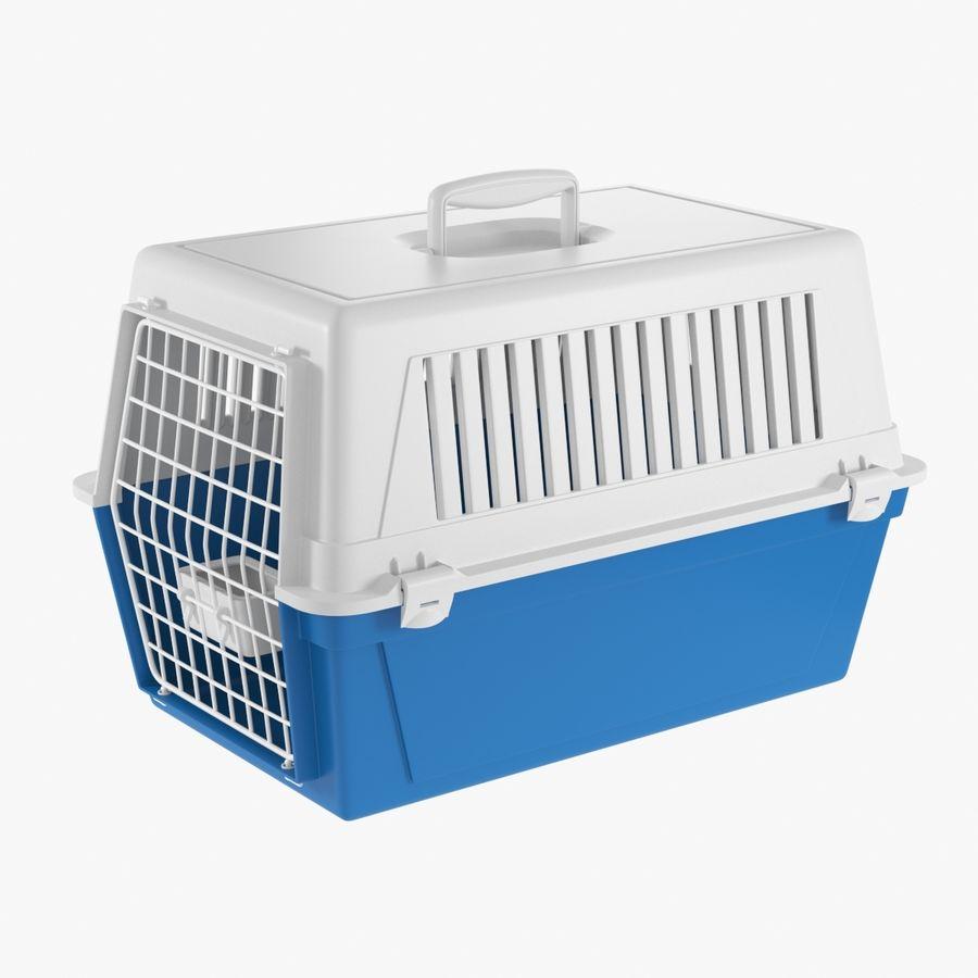 Trasportino per animali domestici royalty-free 3d model - Preview no. 1