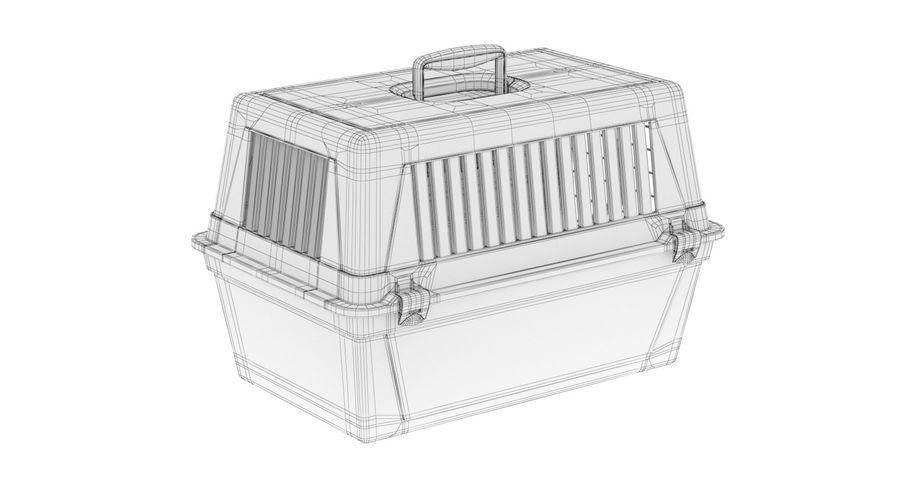 Trasportino per animali domestici royalty-free 3d model - Preview no. 15