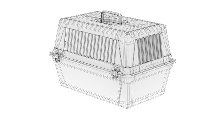 Trasportino per animali domestici royalty-free 3d model - Preview no. 16