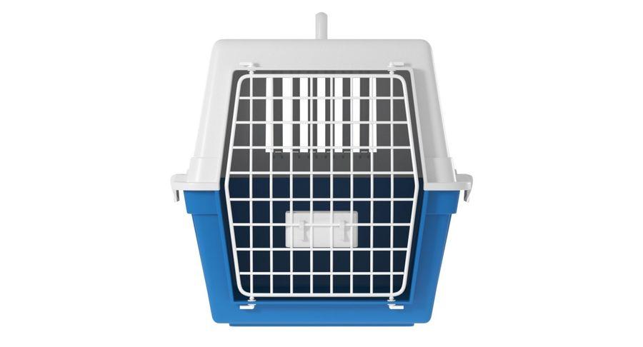 Trasportino per animali domestici royalty-free 3d model - Preview no. 7