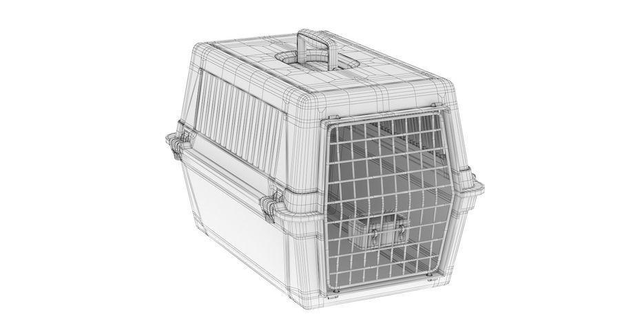Trasportino per animali domestici royalty-free 3d model - Preview no. 14