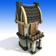 Casa 5 modelo 3d