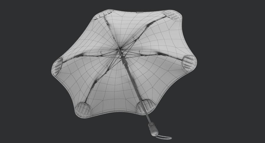 Umbrella Open 2 royalty-free 3d model - Preview no. 16