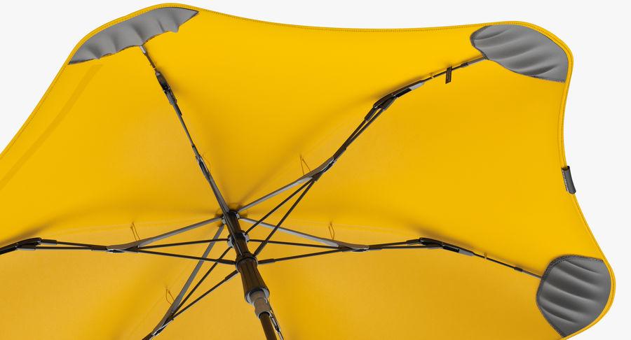 Umbrella Open 2 royalty-free 3d model - Preview no. 13