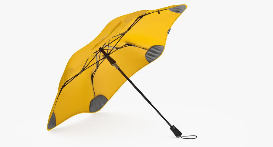 Umbrella Open 2 royalty-free 3d model - Preview no. 2