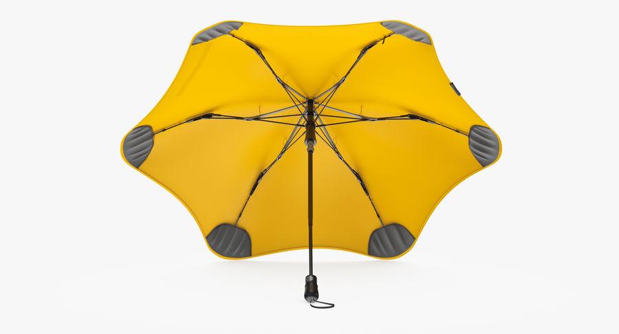 Umbrella Open 2 royalty-free 3d model - Preview no. 6