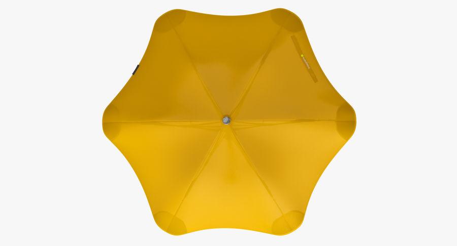 Umbrella Open 2 royalty-free 3d model - Preview no. 8