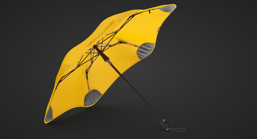Umbrella Open 2 royalty-free 3d model - Preview no. 3