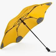 Umbrella Open 2 3d model