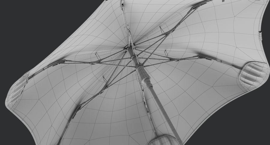Umbrella Open 2 royalty-free 3d model - Preview no. 20
