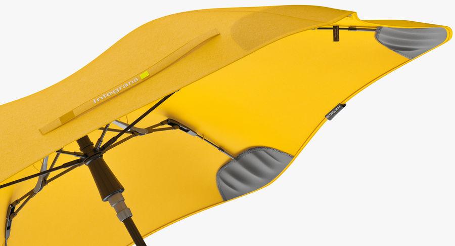Umbrella Open 2 royalty-free 3d model - Preview no. 11