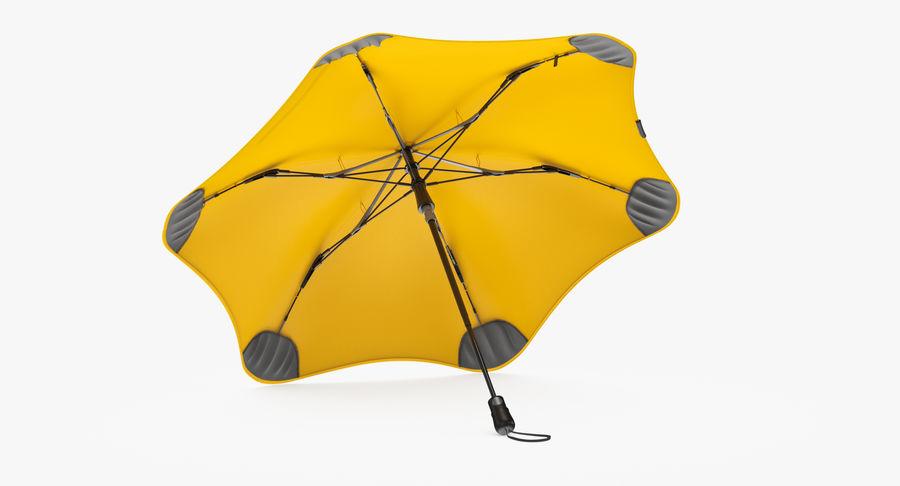 Umbrella Open 2 royalty-free 3d model - Preview no. 4