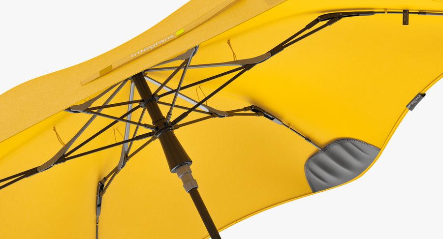 Umbrella Open 2 royalty-free 3d model - Preview no. 12