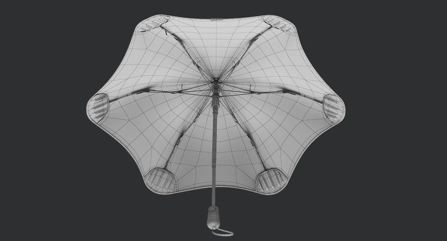 Umbrella Open 2 royalty-free 3d model - Preview no. 18