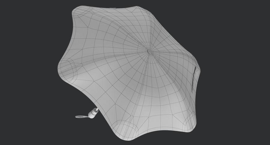 Umbrella Open 2 royalty-free 3d model - Preview no. 17