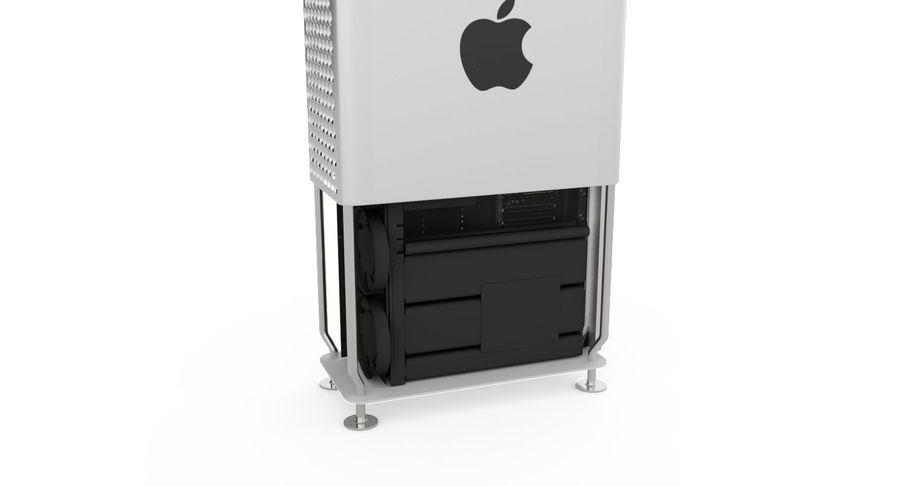 Apple Mac Pro 2019 royalty-free 3d model - Preview no. 9