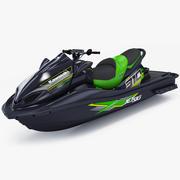 Kawasaki Jet Ski Ultra 310R 2019 3d model