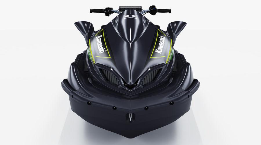 Kawasaki Jet Ski Ultra 310R 2019 royalty-free 3d model - Preview no. 12