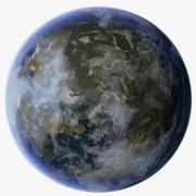 ExoPlanet 2 3d model