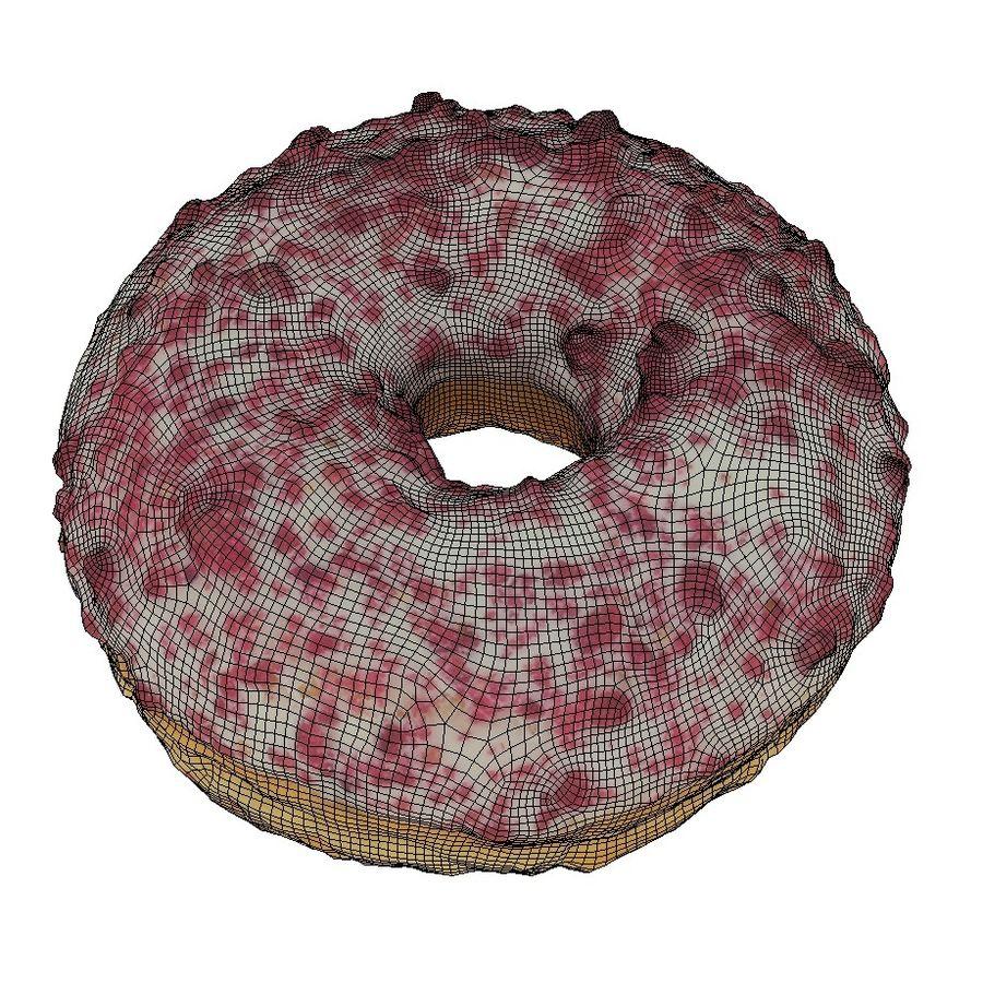 Donut Koleksiyonu 2 royalty-free 3d model - Preview no. 7