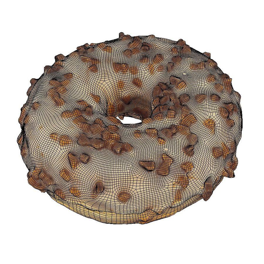 Donut Koleksiyonu 2 royalty-free 3d model - Preview no. 21