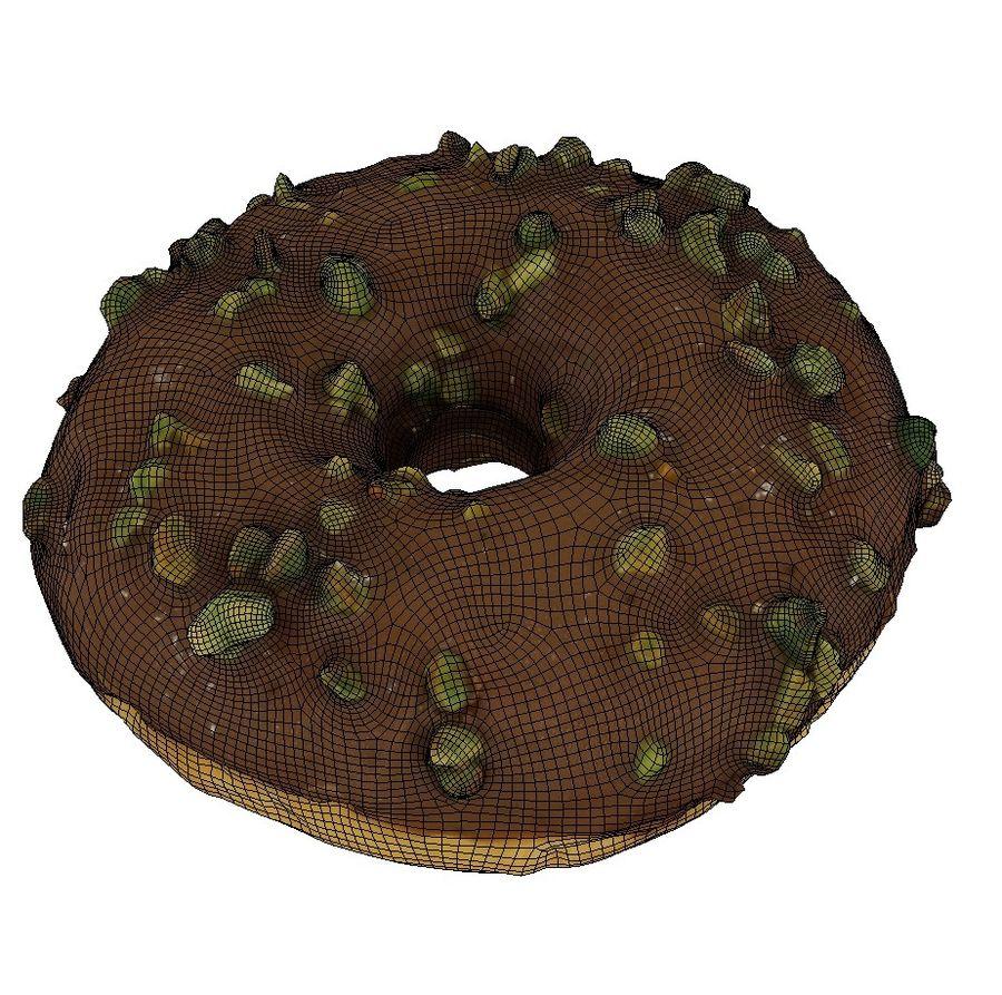 Donut Koleksiyonu 2 royalty-free 3d model - Preview no. 27