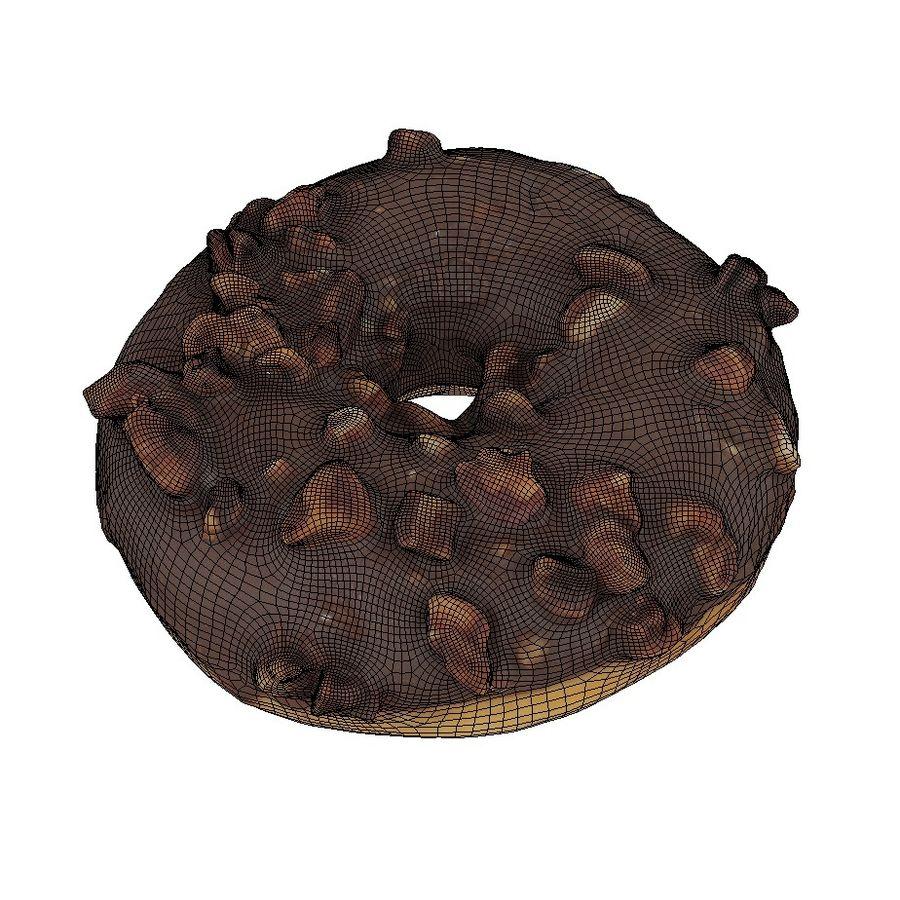 Donut Koleksiyonu 2 royalty-free 3d model - Preview no. 4