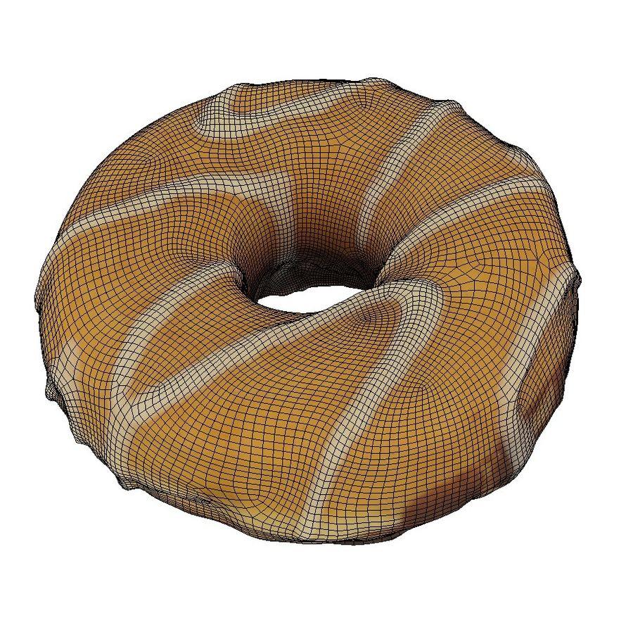 Donut Koleksiyonu 2 royalty-free 3d model - Preview no. 10