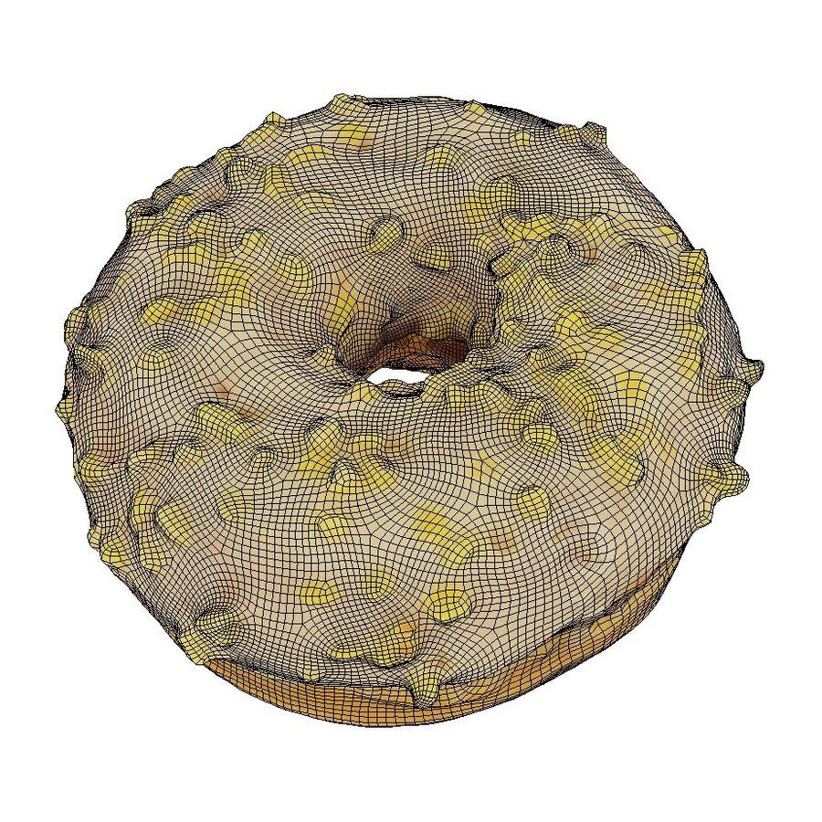 Donut Koleksiyonu 2 royalty-free 3d model - Preview no. 24