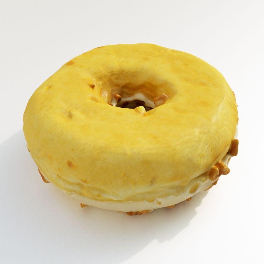 Donut Koleksiyonu 2 royalty-free 3d model - Preview no. 20