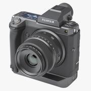 Fujifilm GFX 100 3d model