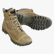 Stiefel Militär 3d model