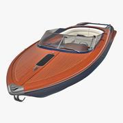 Riva Aquariva Super YANMAR 8LV 3d model