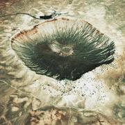 Arizona Meteor Crater 3d model