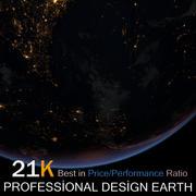 21K Realistic World 3d model