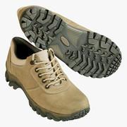 Обувь койот 3d model