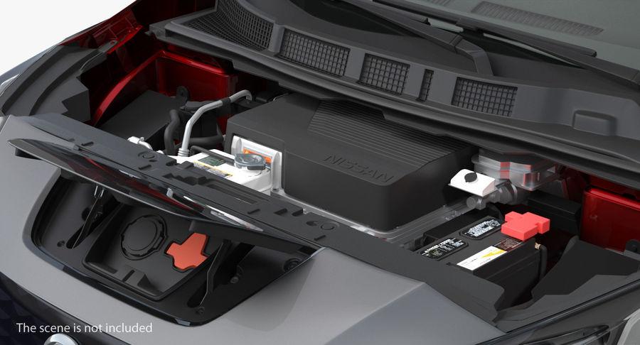 Collection de moteurs électriques auto royalty-free 3d model - Preview no. 3