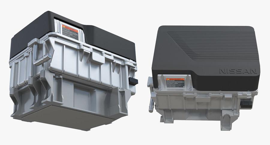 Collection de moteurs électriques auto royalty-free 3d model - Preview no. 5