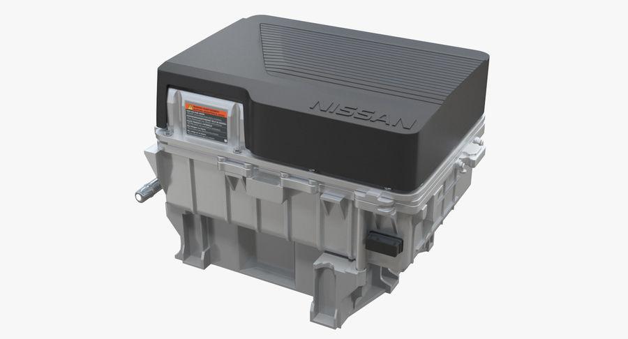 Collection de moteurs électriques auto royalty-free 3d model - Preview no. 2
