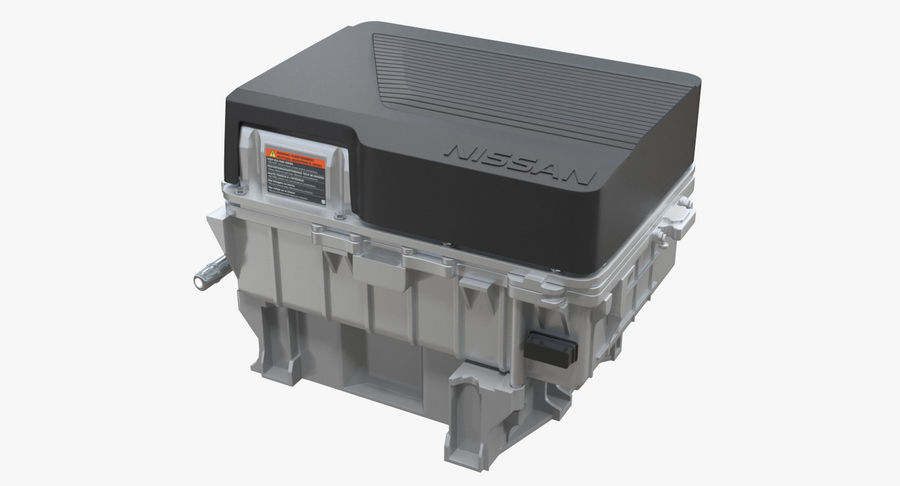 Oto Elektrik Motorları Koleksiyonu royalty-free 3d model - Preview no. 2