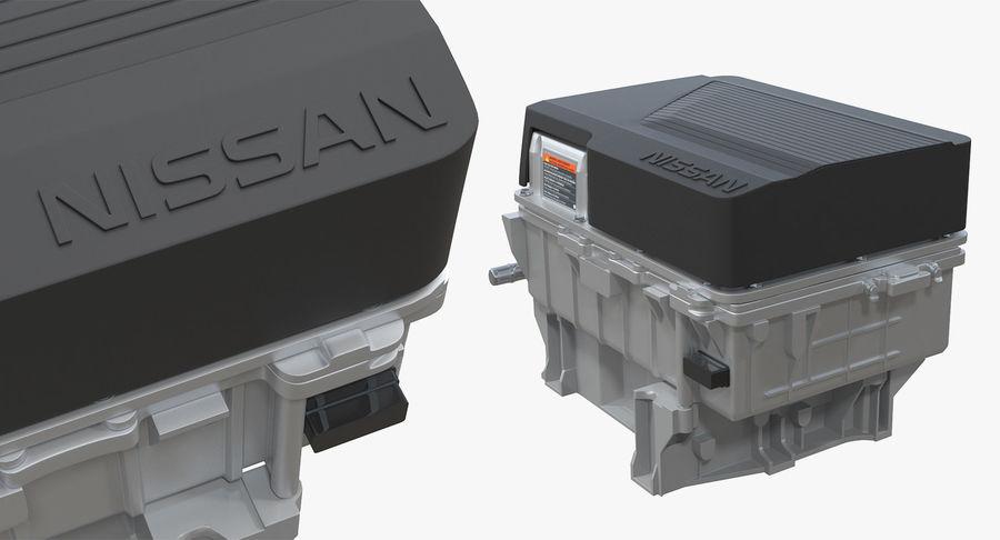 Collection de moteurs électriques auto royalty-free 3d model - Preview no. 6