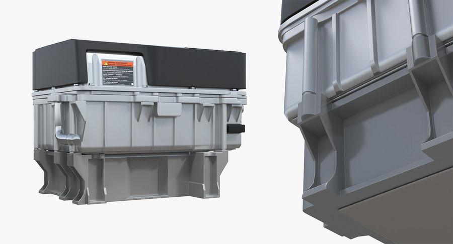 Oto Elektrik Motorları Koleksiyonu royalty-free 3d model - Preview no. 9