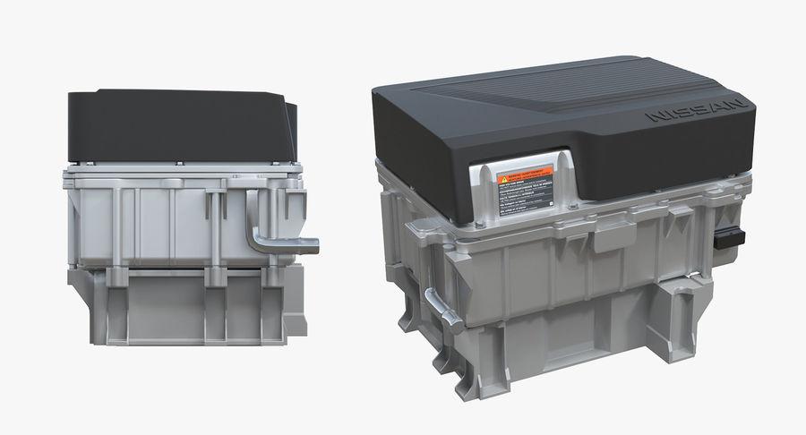 Collection de moteurs électriques auto royalty-free 3d model - Preview no. 7