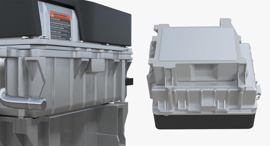 Collection de moteurs électriques auto royalty-free 3d model - Preview no. 8