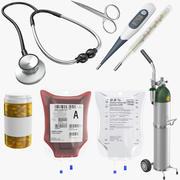 医疗仪器 3d model
