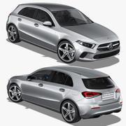 Mercedes-Benz A-Klasse IV (W177) 3d model