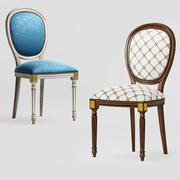 Klassischer Stuhl s104 ami amadeus 3d model
