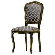 Klassischer Stuhl S102 anadeus ami 3d model