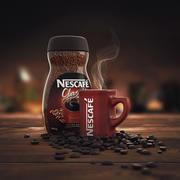 Nescafé 3d model